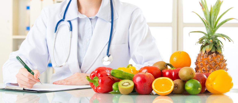 Терапевт диетолог